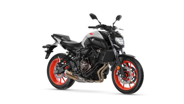 Yamaha MT-07 (35KW) 2020