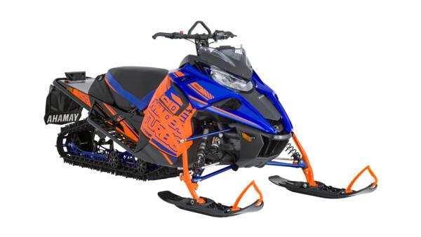 Yamaha Sidewinder B-TX LE 153 2020