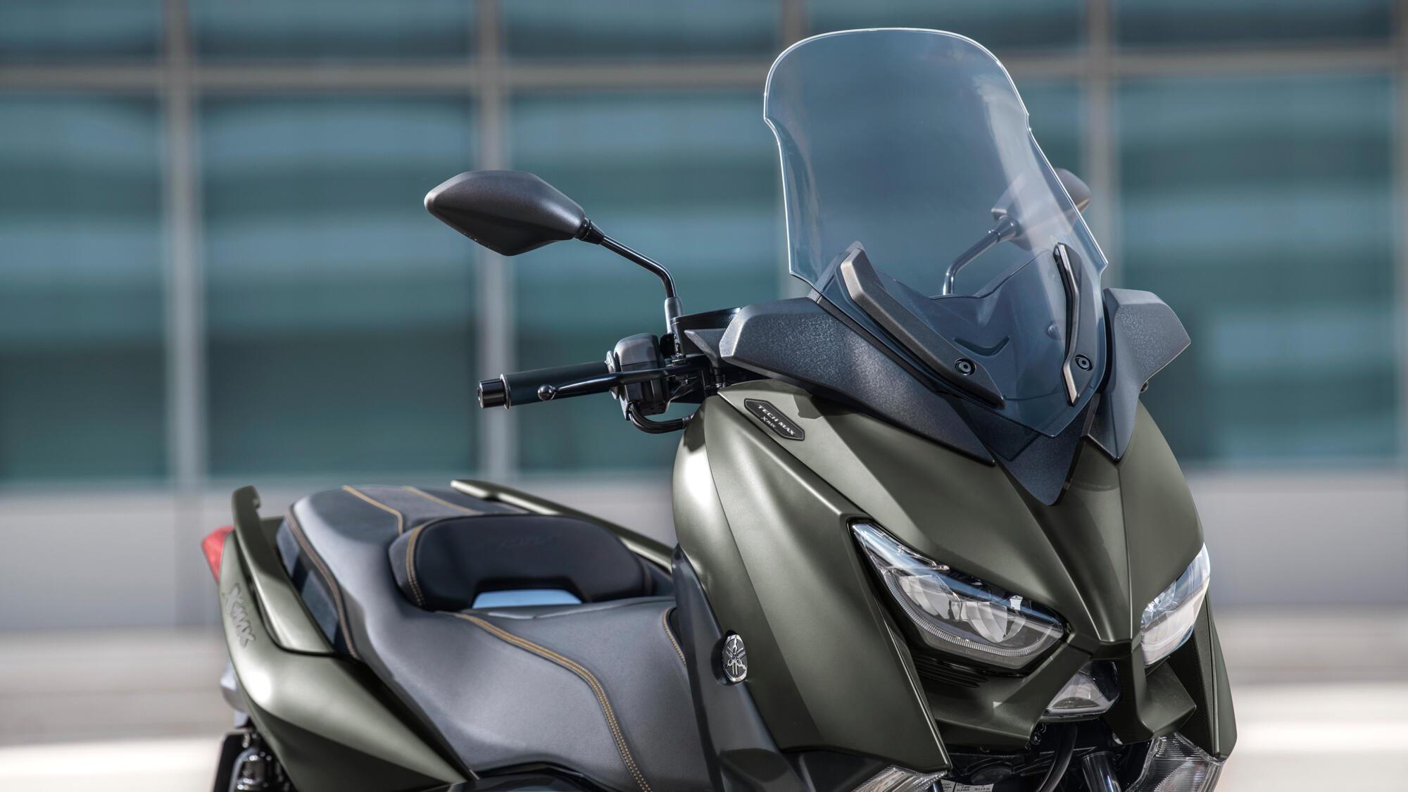 Xmax 400 Tech Max Características Y Especificaciones Técnicas Yamaha Motor