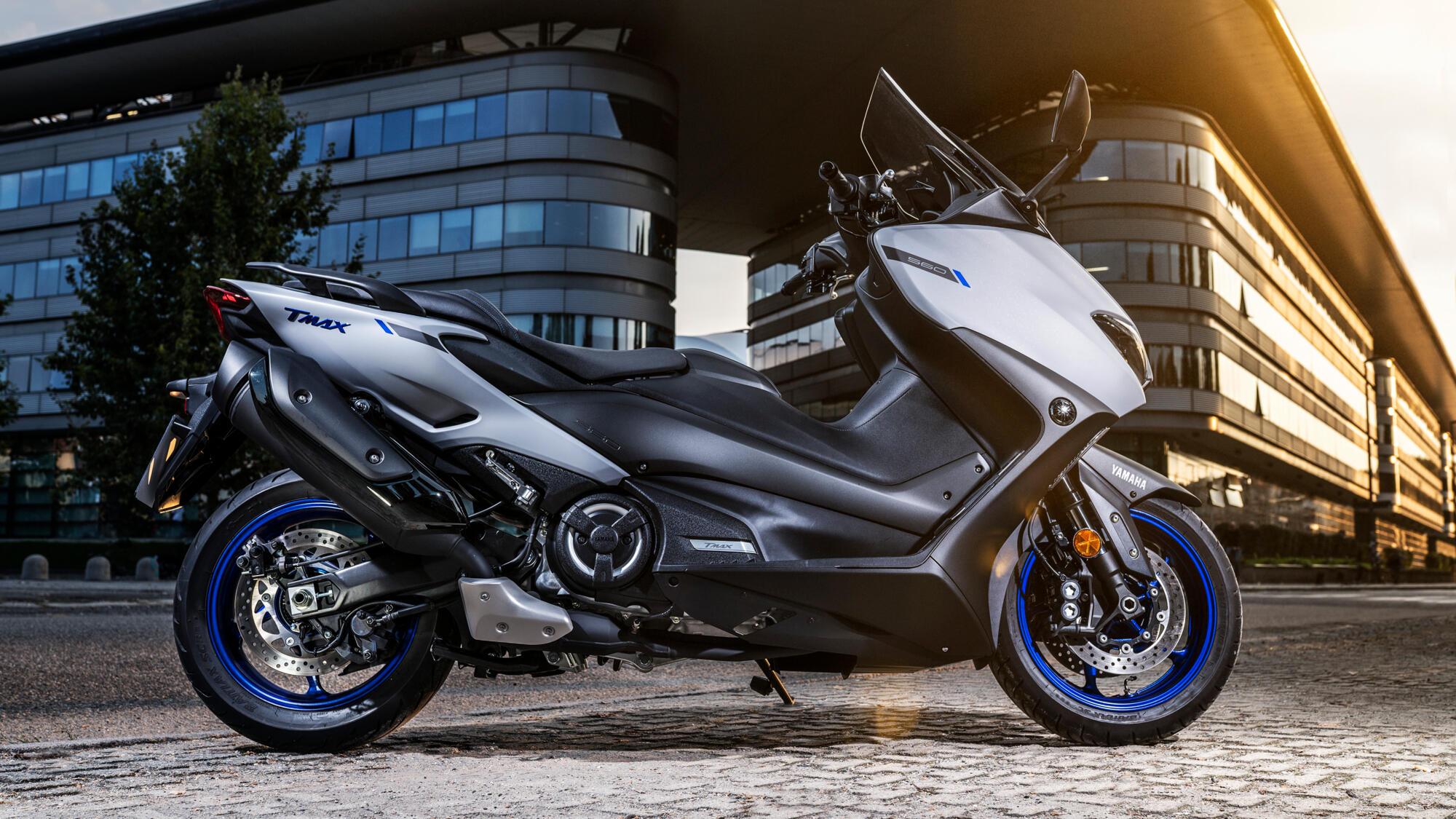 Tmax 2020 Roller Yamaha Motor
