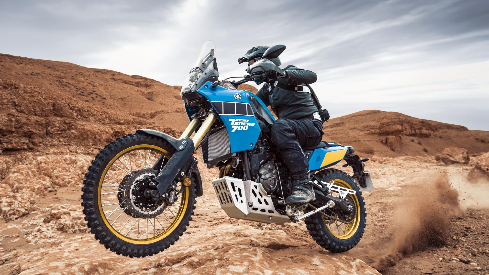 Ténéré 700 Rally Edition