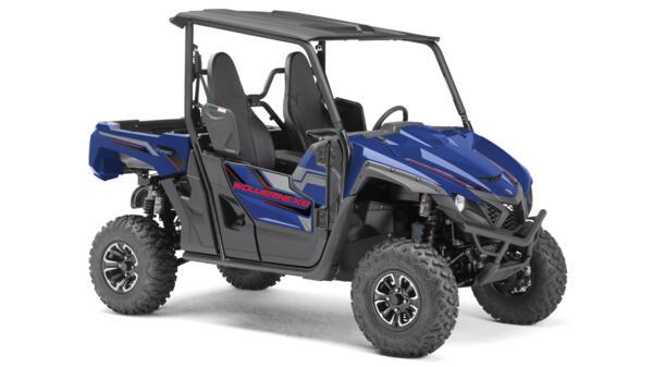 Yamaha Wolverine X2 R-Spec  Alu 2020