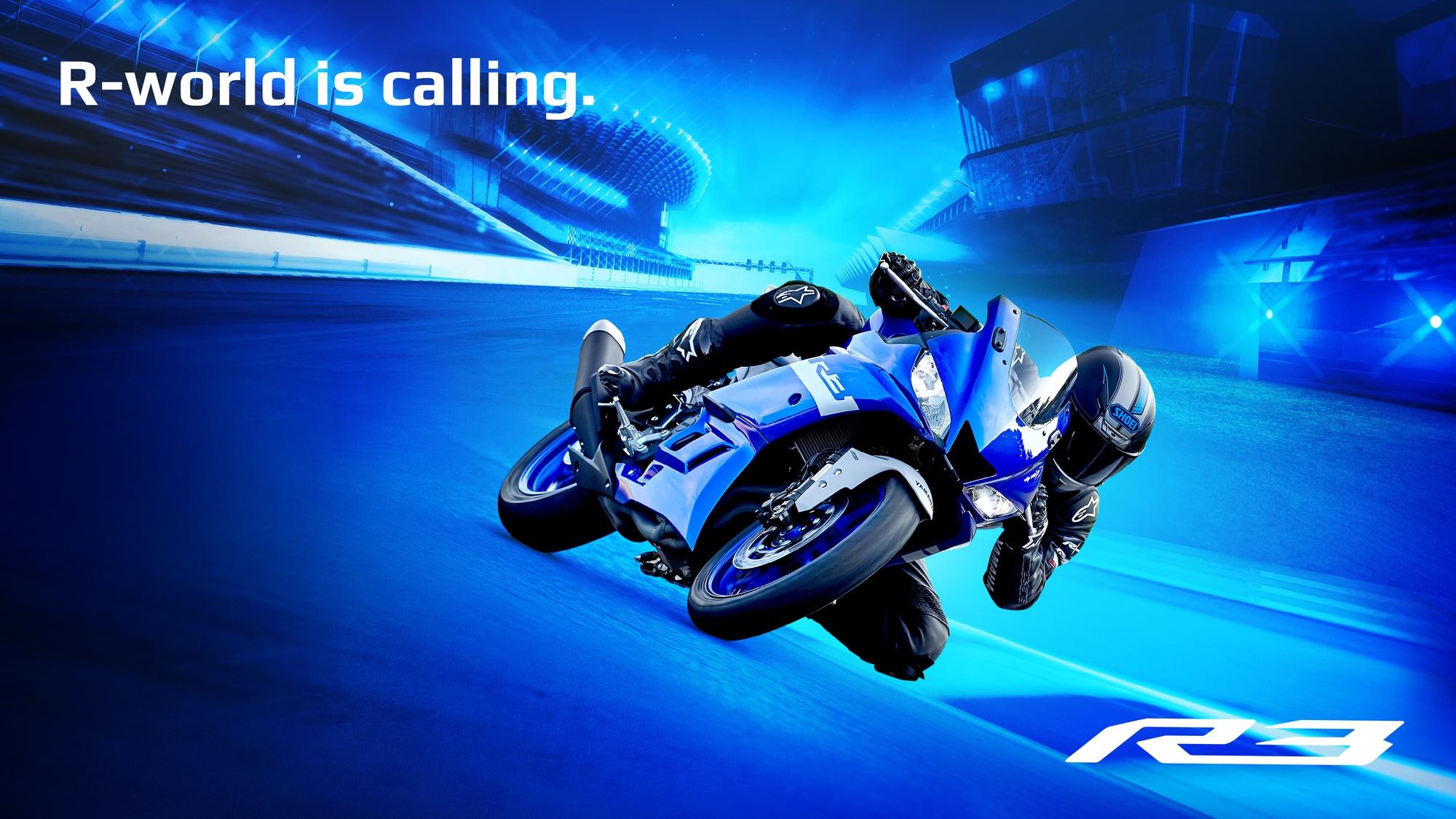 YZF-R3 - motorcycles - Yamaha Motor