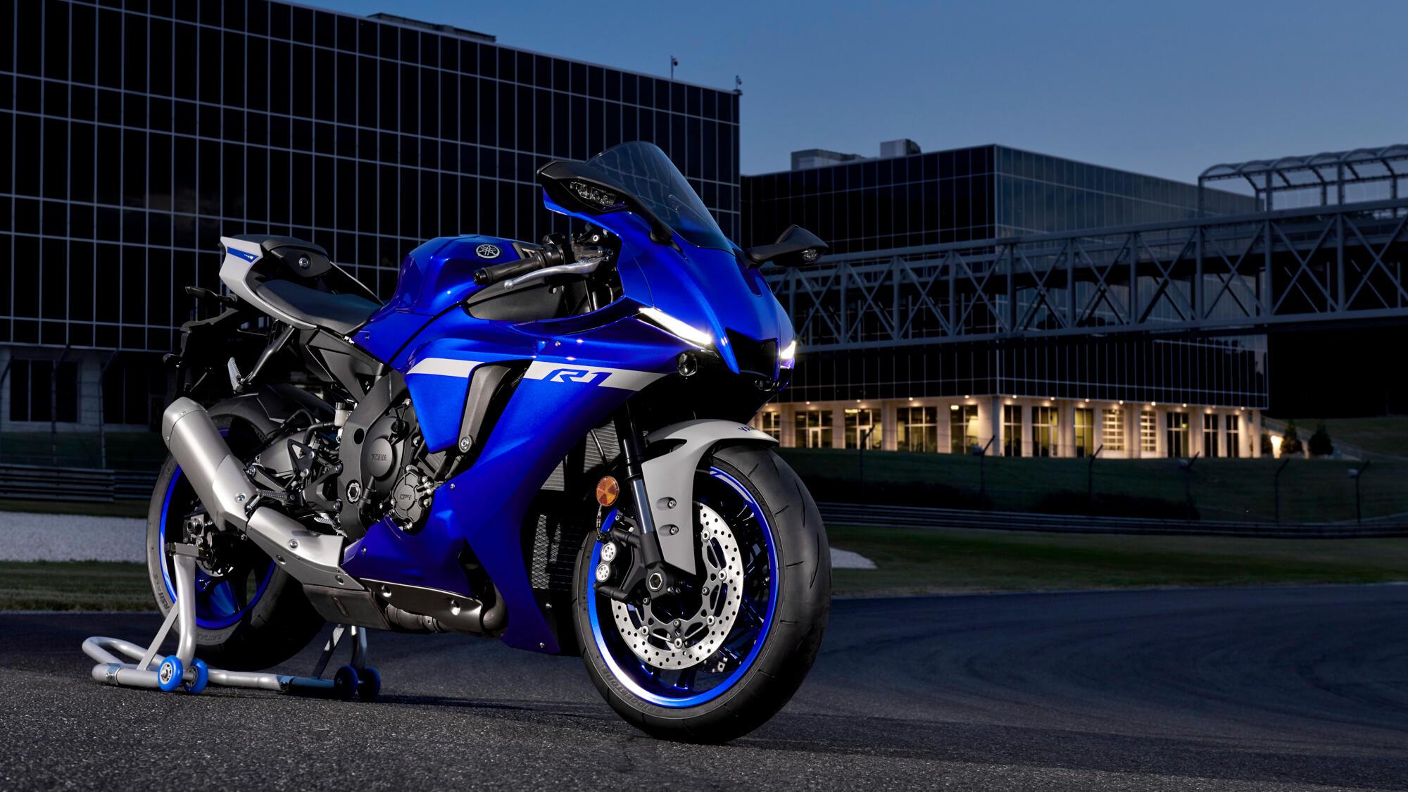 R1 - motorcycles - Yamaha Motor
