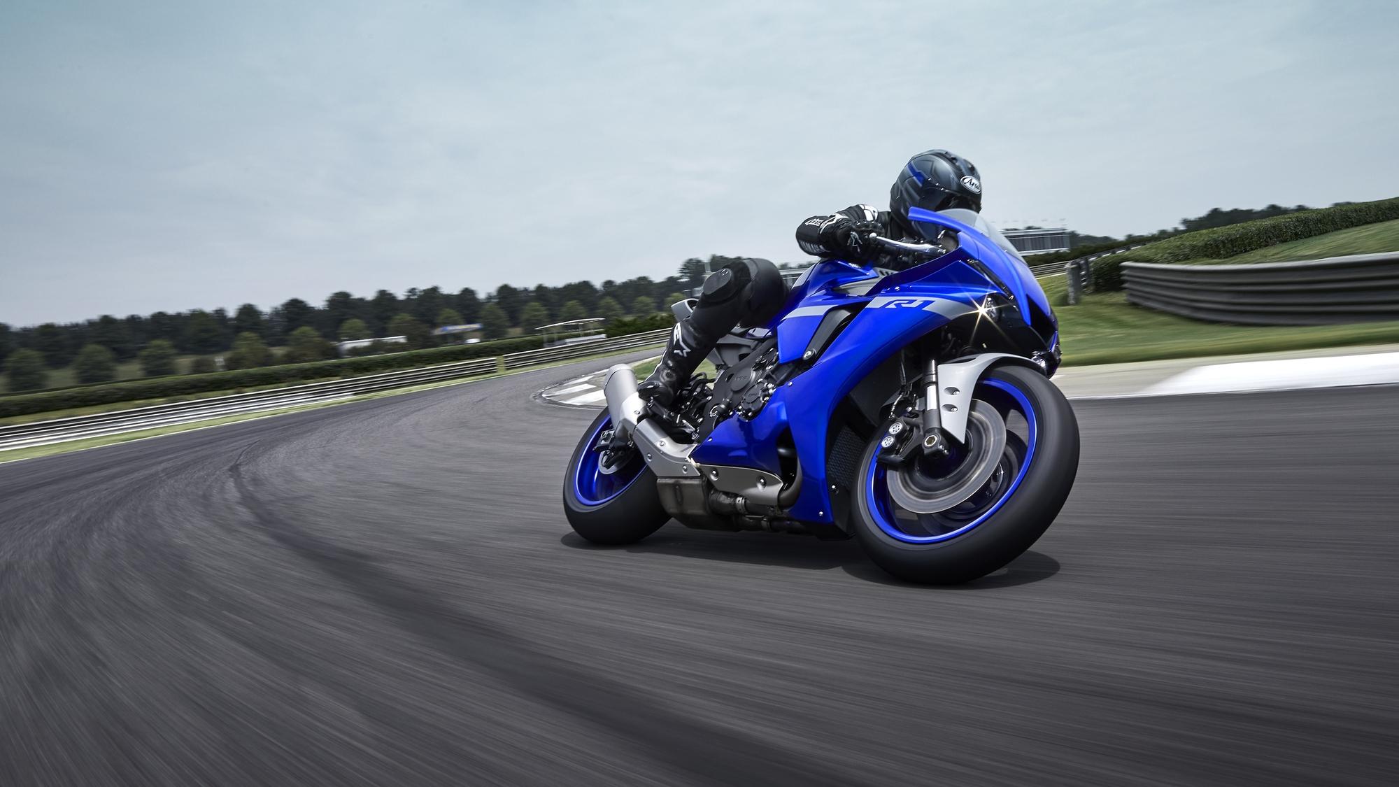 YZF-R1 - motorcycles - Yamaha Motor