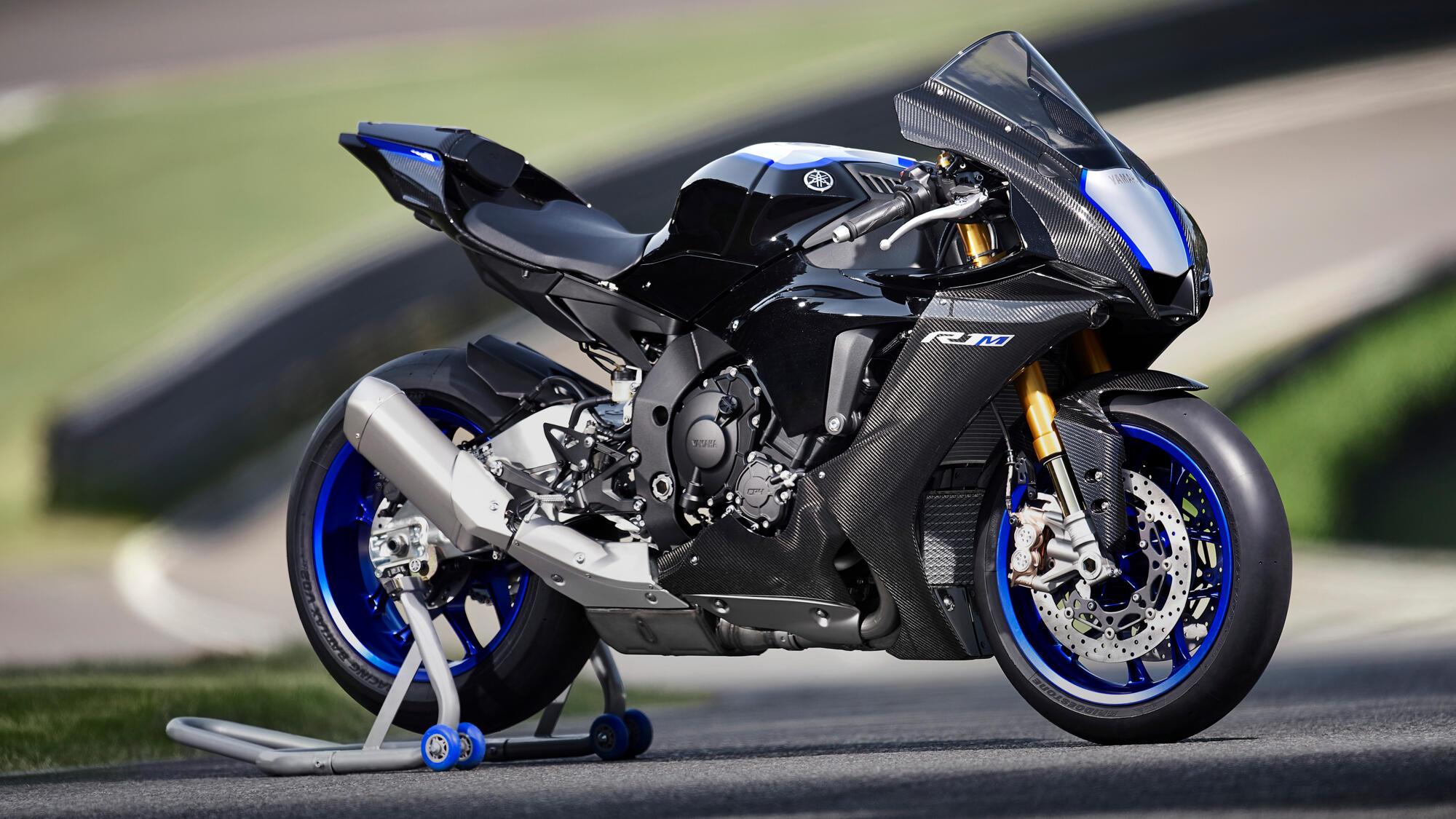 R1M - motorcycles - Yamaha Motor