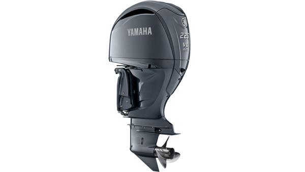 Yamaha 225hp V6 (2022) 2021