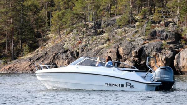 Yamaha Finnmaster R6 2021