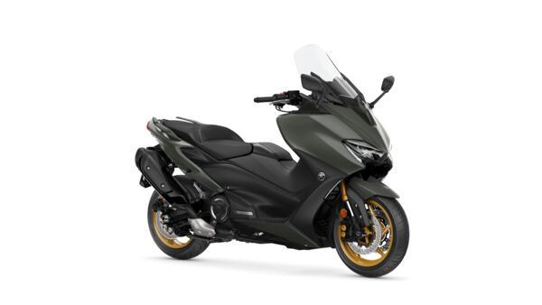Yamaha TMAX Tech MAX 2021
