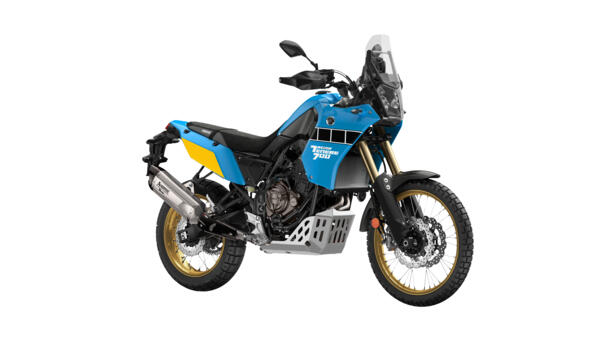 Yamaha Ténéré 700 Rally Edition 2021