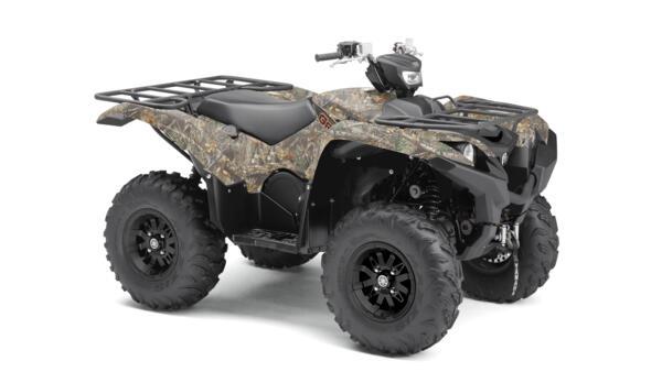 Yamaha Grizzly 700 EPS Alu 2021