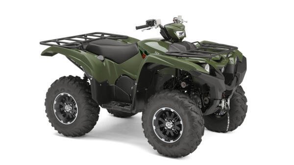 Yamaha Grizzly 700 EPS Alu 2021