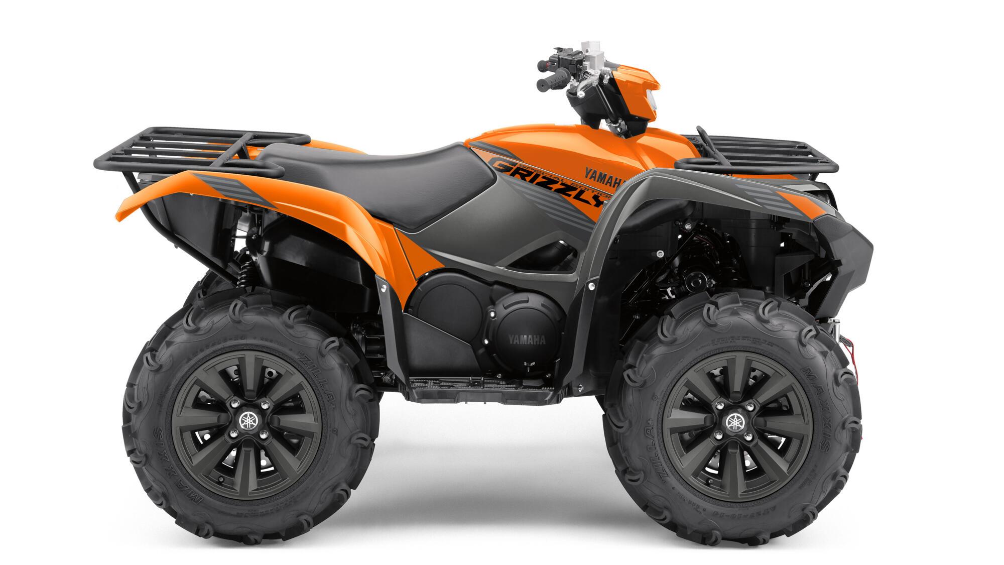 Grizzly 700 EPS SE 2021 - atv - Yamaha Motor