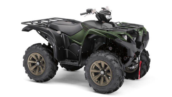 Yamaha Grizzly 700 EPS SE  2021
