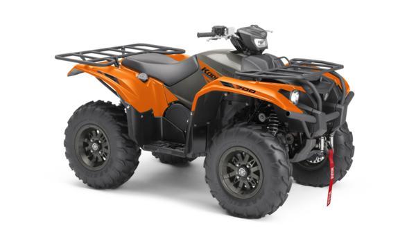 Yamaha Kodiak 700 EPS SE 2021