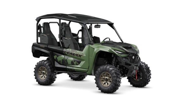 Yamaha Wolverine® RMAX™4 1000 SE 2021