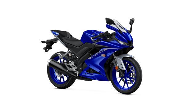 Yamaha R125 2021
