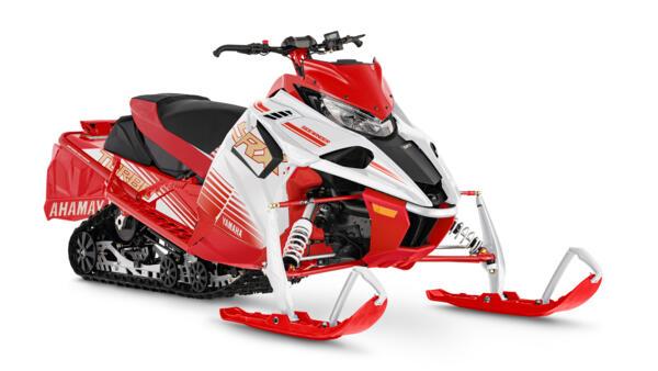 Yamaha Sidewinder SRX LE 2022