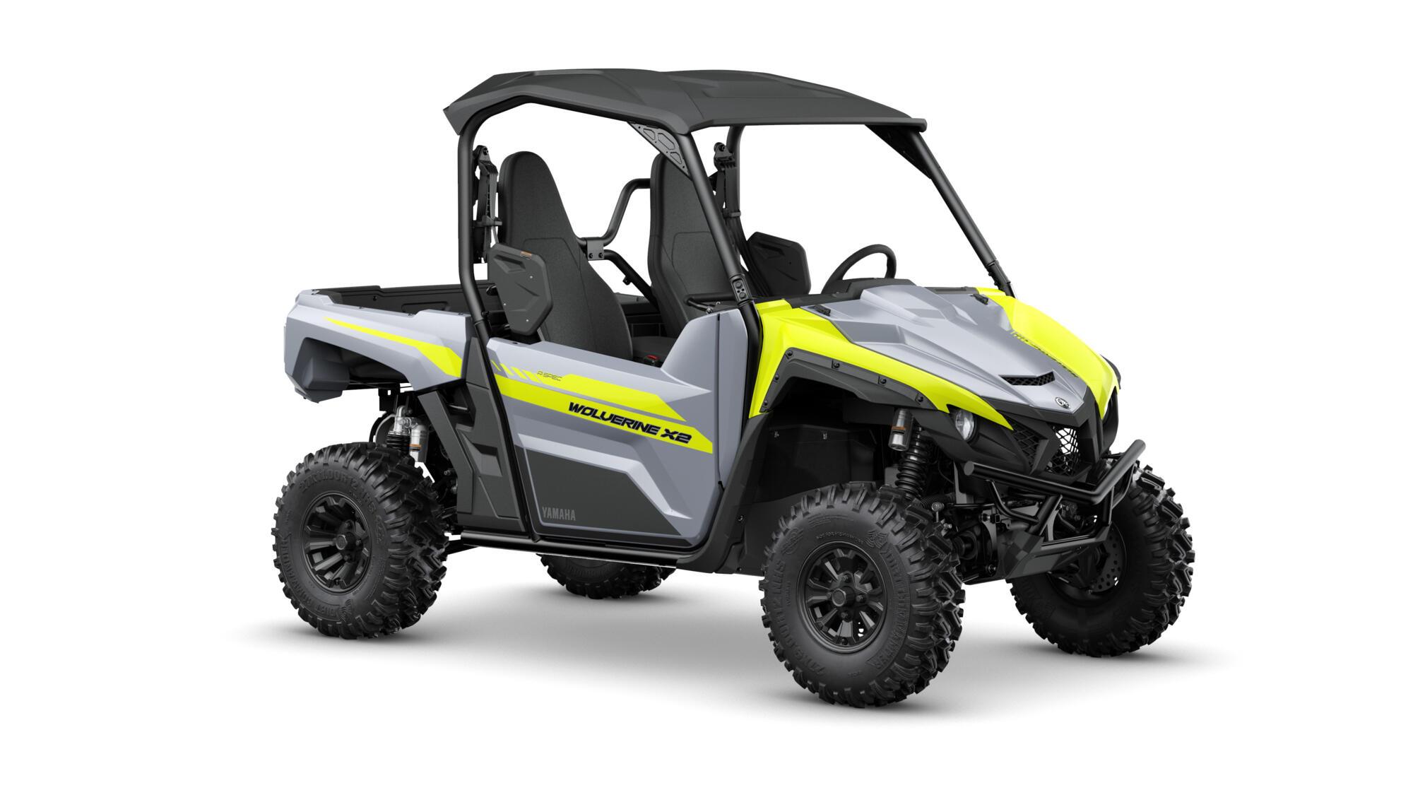 Wolverine® X2 850 Alu