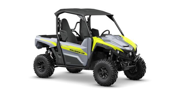 Yamaha Wolverine® X2 850 Alu 2022