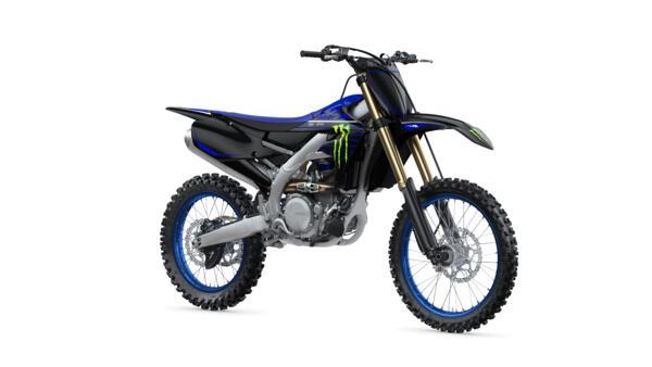 Yamaha YZ450F Monster Energy Yamaha Racing Edition 2022