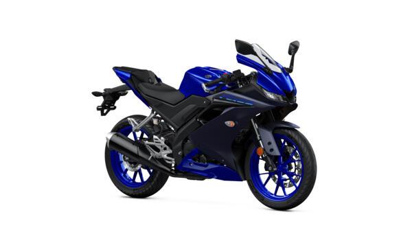 Yamaha R125 2022