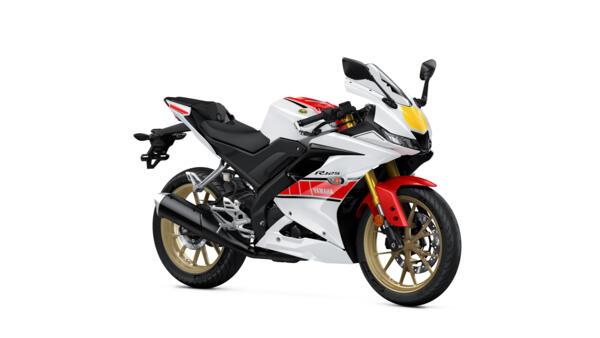 Yamaha R125 World GP 60th Anniversary 2022