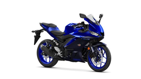 Yamaha R3 2022