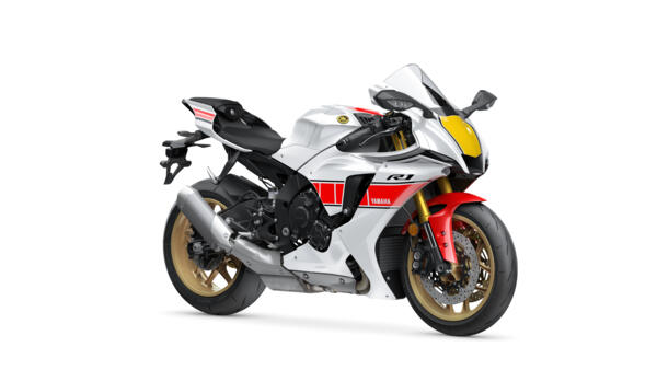 Yamaha R1 World GP 60th Anniversary 2022