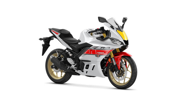 Yamaha R3 World GP 60th Anniversary 2022