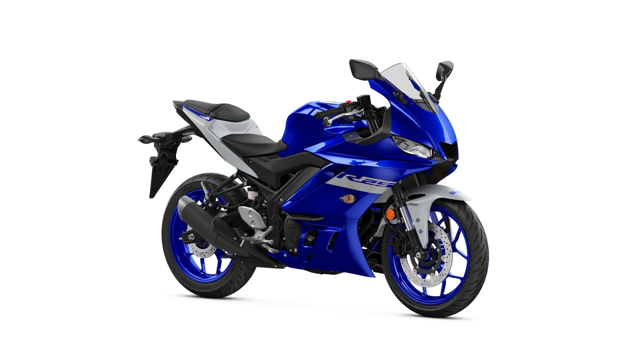 R25 - motorcycles - Yamaha Motor